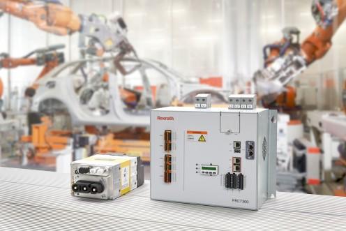 PRC-7000 –El nuevo control para soldadura de Bosch Rexroth