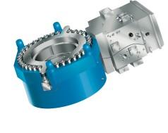 Gran cilindro hidráulico de control automático del calibre