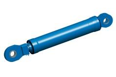 Gran cilindro hidráulico de elevación