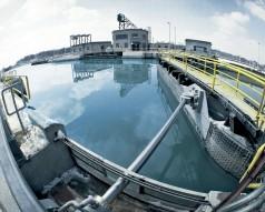 Gran cilindro hidráulico para esclusas de barcos
