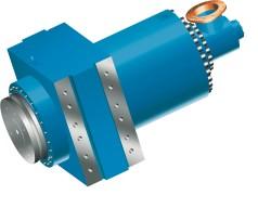 Gran cilindro hidráulico para aplicaciones de prensado de pacas