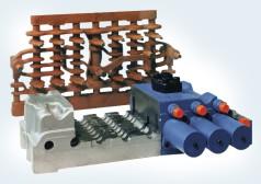 Fundición para máquinas de moldeo