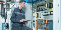 Servicio: Automatización de fábrica