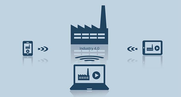 Contribucion de Bosch Rexroth a la Industria conectada,